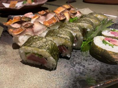 姫路 魚町 土佐料理 よさこい 鯖すし