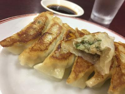 滝の茶屋 中華料理 蓬莱園 焼き炒飯