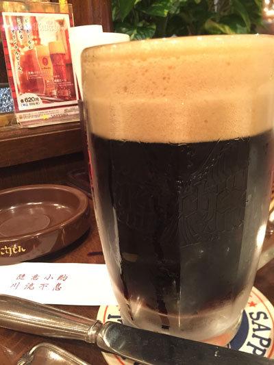 神戸 ミュンヘン 神戸大使館店 黒ビール