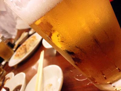 神戸 餃子 ぎょうざ 瓢たん ビール