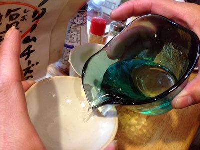 加古川 旨い 安い 居酒屋 松楽 日本酒