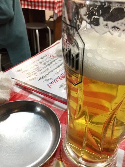 姫路 イタリアン酒場 MARUMASA 生ビール