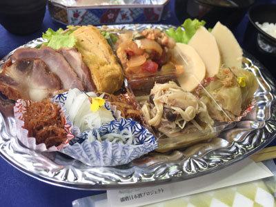 播磨日本酒プロジェクト 昼食