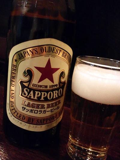 神戸 おでん なると ビール