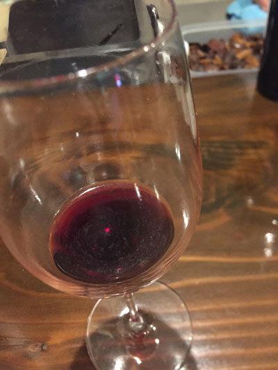 姫路 ワインバル kagen ホットワイン 赤