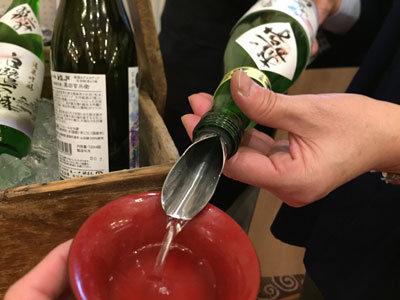 播磨美酒美食の宴 2018 田中酒造