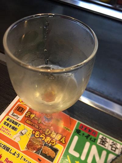 姫路 おみぞ筋 釜谷製麺 ワイン