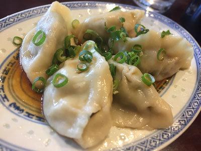姫路 香港料理 吉祥華 水餃子
