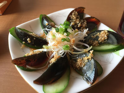 明石 台湾 家庭料理 魚の棚 森の小屋