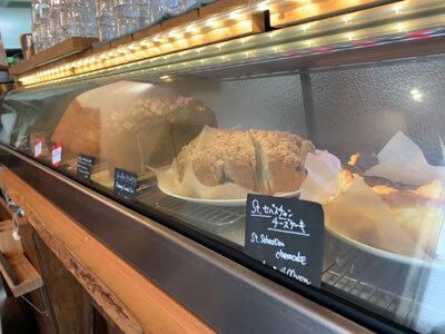 姫路 カフェ SOL ケーキ