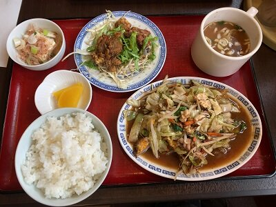瀬戸内 中華 祇園飯店 タイムランチ