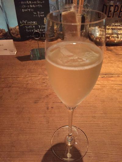 姫路 ワイン bar eka スパークリング