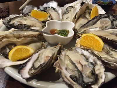 赤穂 牡蠣 かましま 生牡蠣