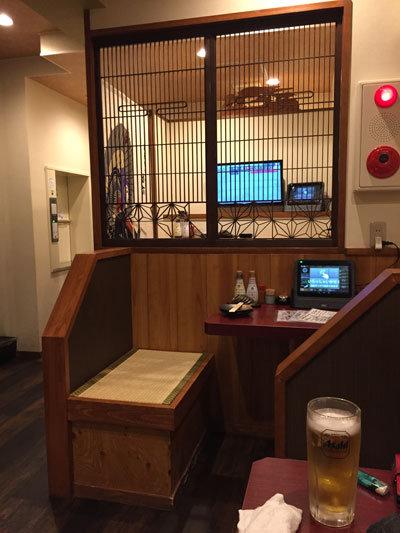 姫路 居酒屋 楽歳 別館 2階 カウンター