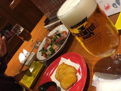 姫路 寿司 アバンサール 生ビール