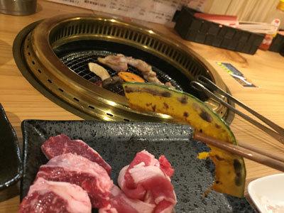 姫路 フェスタバル 焼肉炙り庵 神衛門 焼き野菜