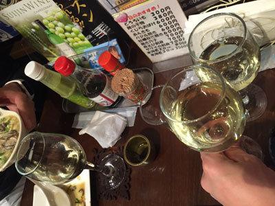 赤穂 牡蠣 かましま 呑み放題 ワイン