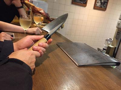 姫路 肉 チーズバル TSUMUGIYA 包丁屋