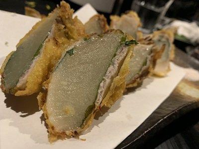 姫路 和食とお酒のお店 夢番地 大根の天ぷら