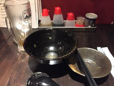 姫路 のれん街 ガングビ 素麺
