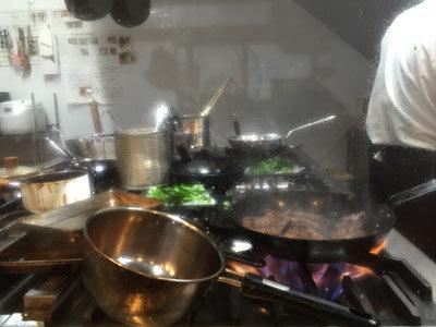 姫路 MARUMASA 厨房