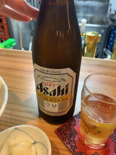 姫路 居酒屋 ます屋 敏ビール