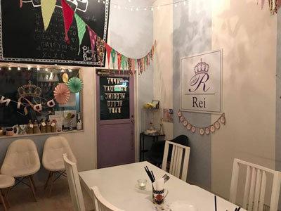 姫路 Cafe Rei