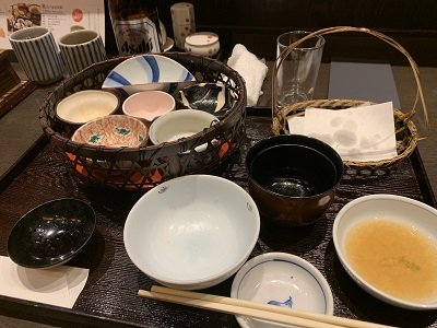 京都 京やさい料理 接方来