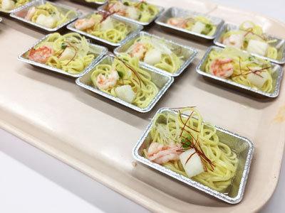 播州のめんまつり 2017 みかしほ学園 海鮮塩麺