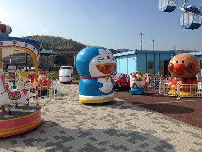 淡路SA 子供の遊び場