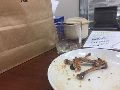 明石 台湾料理 群ちゃん 台湾唐揚げ