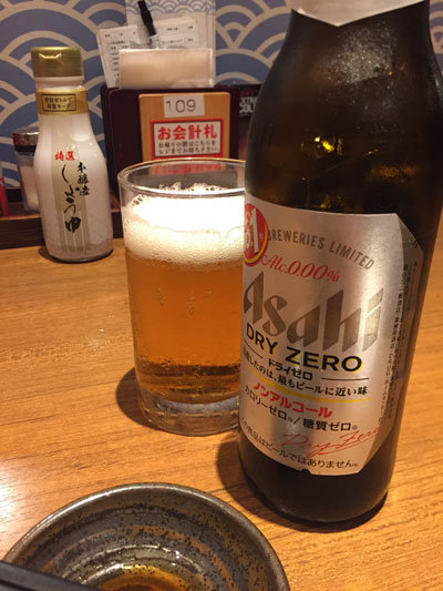 姫路 薩摩魚鮮水産 ノンアルコール