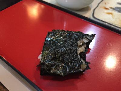 姫路 勝三寿し 鉄火巻き