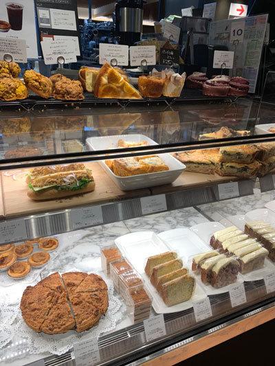 大阪 伊丹空港 DEAN&DELUCA カフェ