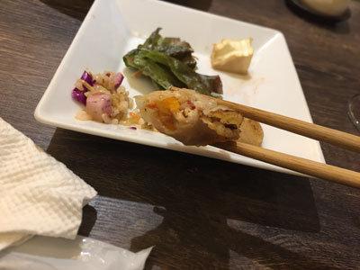 姫路 ジビエ料理 Pinari サンブーサ