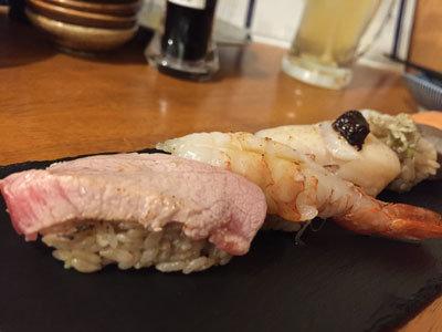 姫路 酒肴 魚寿司 極み寿司