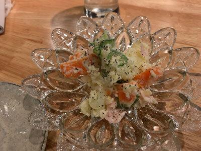 姫路 家庭料理 おもや ポテトサラダ