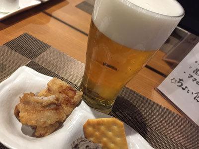 姫路 kitchenHouse 生ビール