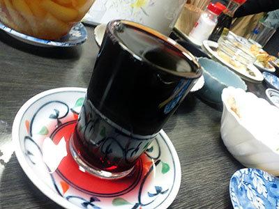 大阪 立呑み 山長 梅田店 ワイン
