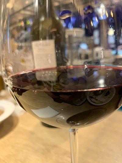 大阪 フレンチ 赤白 kohaku 赤ワイン