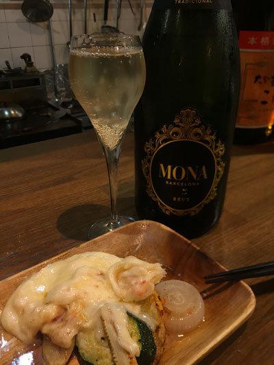 姫路 肉 チーズバル TSUMUGIYA ワイン