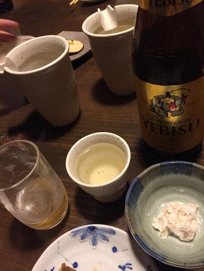 姫路 手打そば のりくら 日本酒
