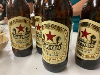 垂水 立吞み 北酒店 瓶ビール