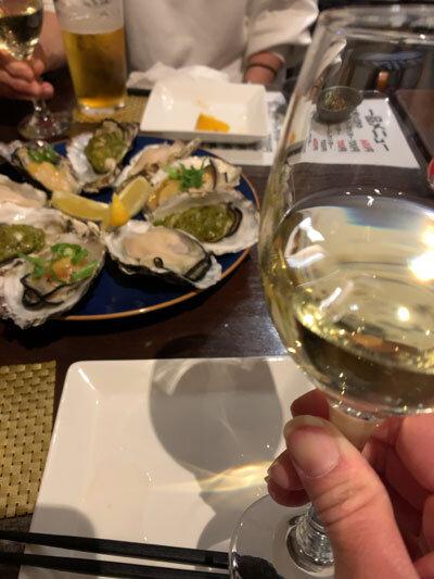 赤穂 牡蠣 かましま 蒸し牡蠣 ワイン