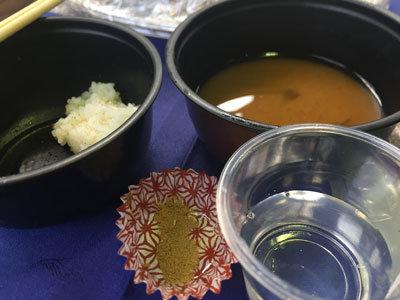 お米で日本酒を呑む