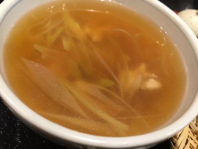 姫路 蕎麦 御座候 巣篭もり蕎麦 出汁