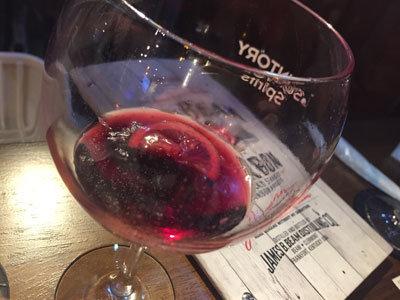 姫路 スタンド バー ボンボヤージュ HOT ワイン