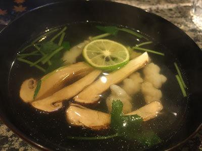 日本酒 ゴーアラウンド神戸 和料理 みのり 松茸と鱧