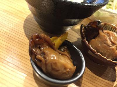 姫路 貝屋 マルホウ 吉田水産 定食 煮牡蠣