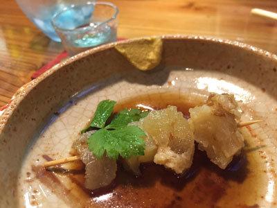 姫路 お惣菜 おでん さわらび おでん スジ